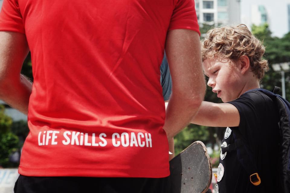 Skate Coach Private Coaching