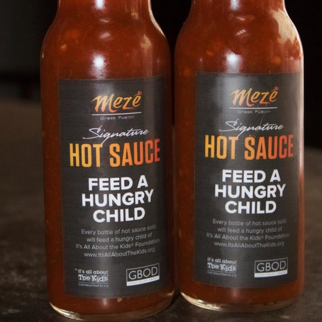 Meze Signature Hot Sauce benefits IAATK