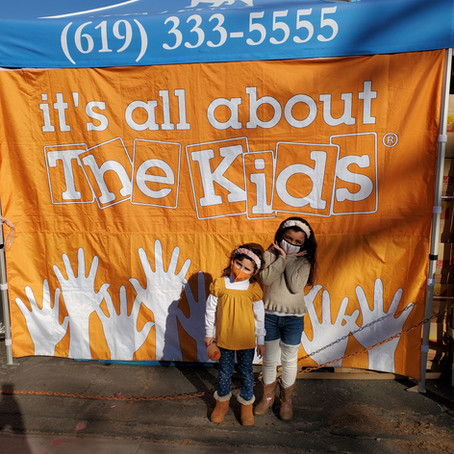 IAATK  exceeds 3 Million Nutritious Meals to San Diego kids and their families