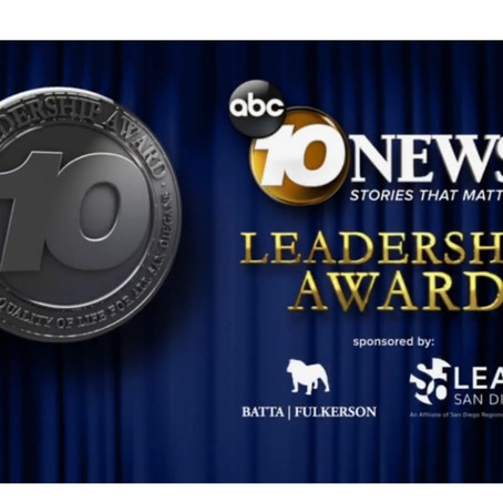 IAATK wins 10 Leadership Award for September of 2020