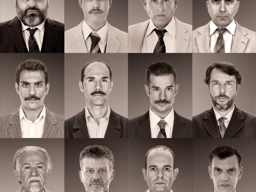 Οι 12 Ένορκοι μετά απόμετά από 6 υπέροχα χρόνια στο θέατρο ΑΛΚΜΗΝΗ μετακομίζουν στο ΑΝΕΣΙΣ