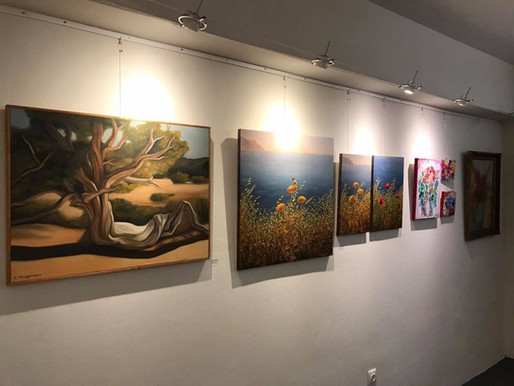 """Γκαλερί Art Place – Κυριάκος Πεταλίδης, περιοδική έκθεση """"Η Φύση Έχει Κέφια"""" απο 15 Μαίου-12 Ιουνίου"""