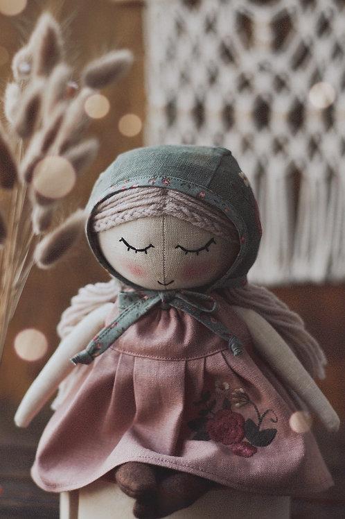 Happylabtoys - Handmade Doll #4