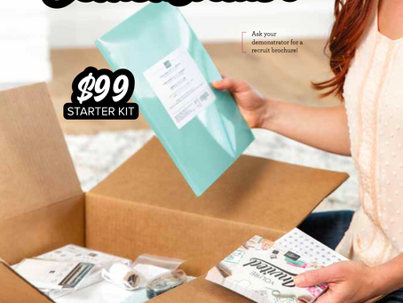 New Catalog in June? Order NOW!