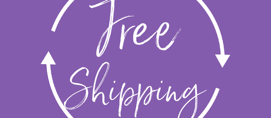 FREE SHIPPING, Extended Sale-a-bration, and Basketball??