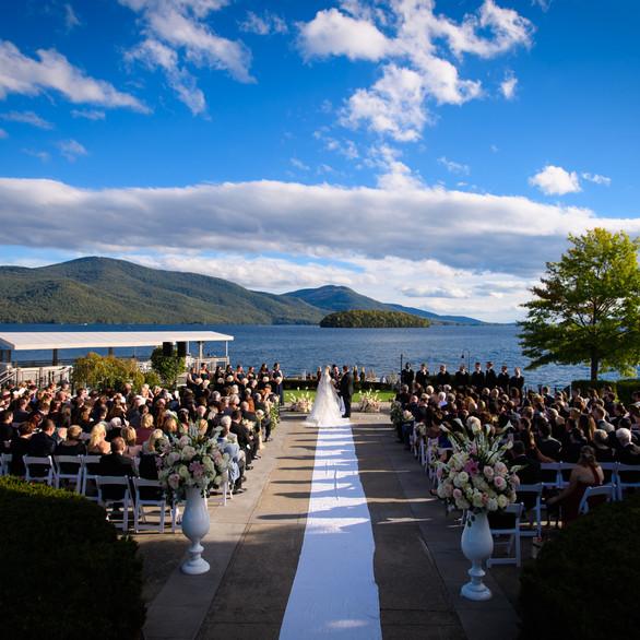 Lake George Wedding
