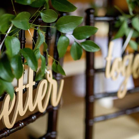 Wedding Head Table, Pellegrini Events
