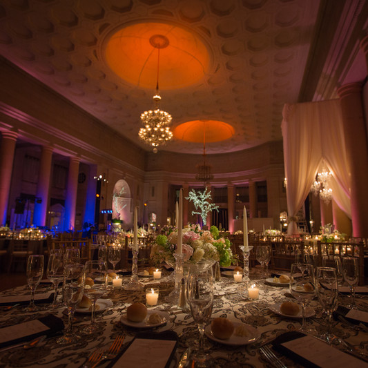 Hall of Springs Wedding
