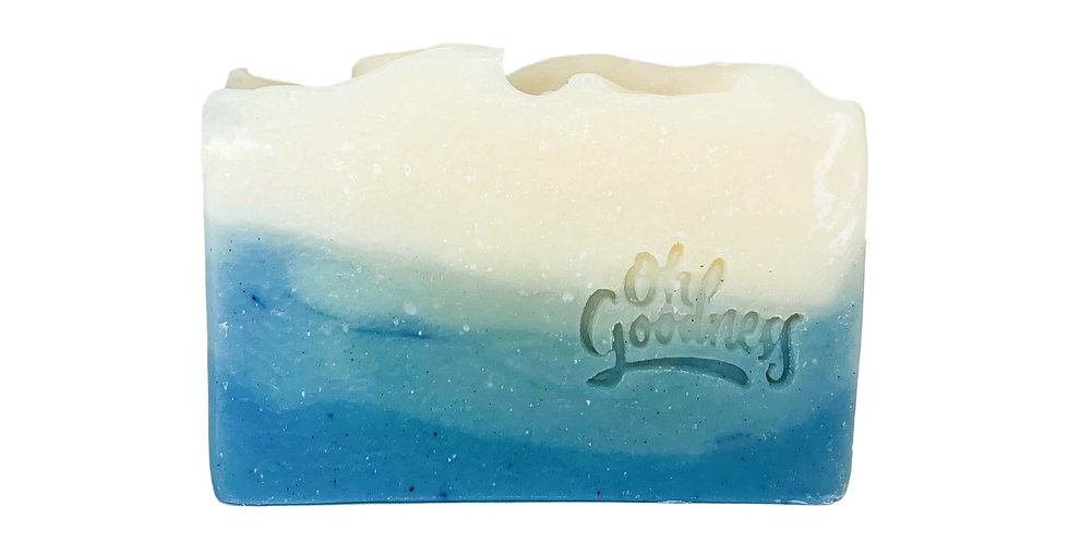 Oh Goodness: blue blue sea soap