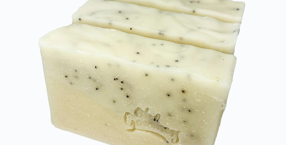 Oh Goodness: lemongrass & poppyseed