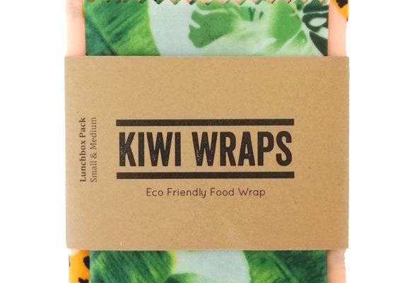 s & m beeswax wraps - jungle