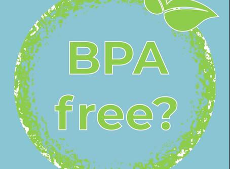 BPA is not OK.