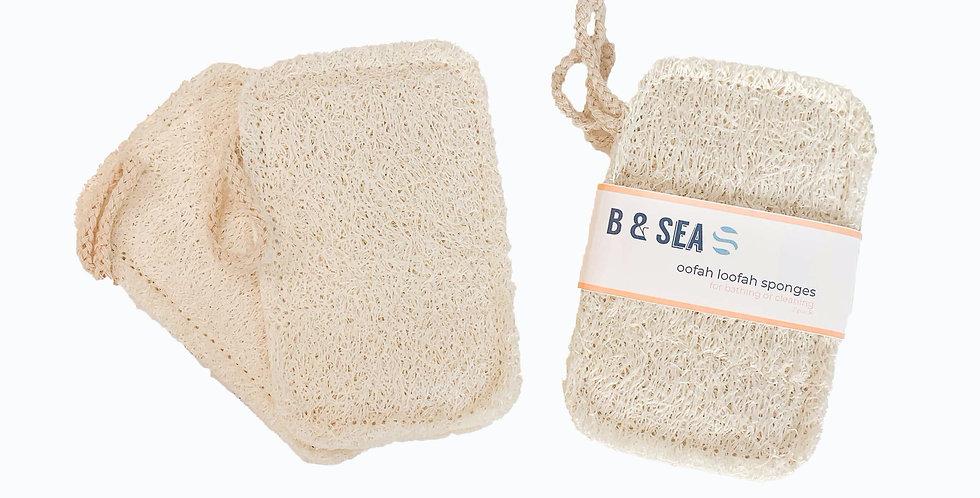 oofha loofha sponges