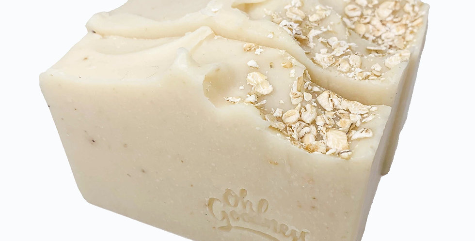 Oh Goodness: oat milk soap (sensitive / dry skin)