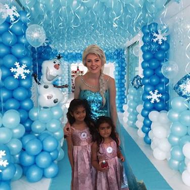 Frozen Fever Friday! Happy Birthday to I
