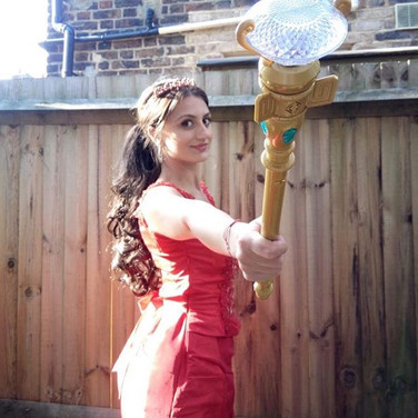 Who wants Elena of Avalor at their party