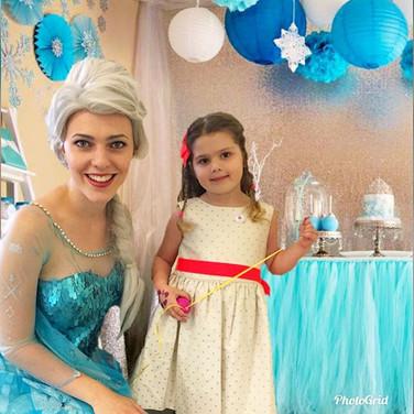 Happy birthday Princess Leyla! And don't