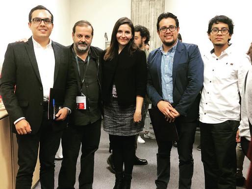 """BAQ 2018 - 40 años / Análisis y crítica profesional de la obra """"Juzgados Oral Penal en Pátzcuaro"""""""