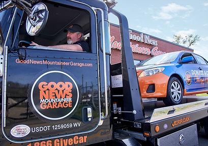 Good News Mountaineer Garage