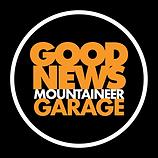Good News Mountaineer Garage Logo