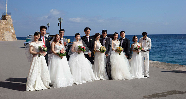 Big Blue Weddings in Crete islands