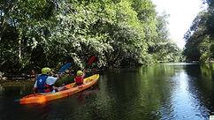 kayak tour peneda geres paddle