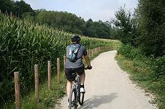 bicicleta tour ecopista ecovia