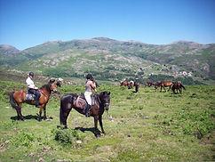 horse riding peneda geres