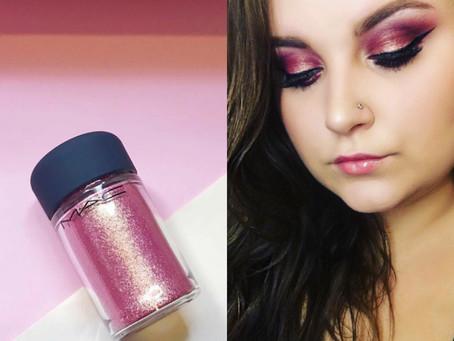 The Ultimate Rose Gold Pigment | MAC COSMETICS ROSE PIGMENT