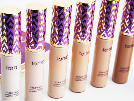 TARTE SHAPE TAPE | The best concealer to ever exist?