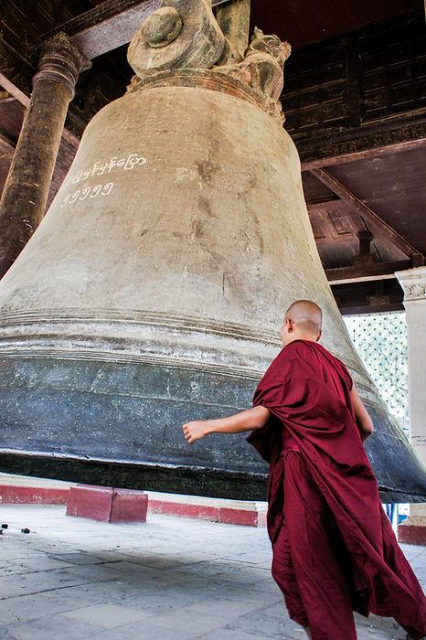 Templo Budista Bell