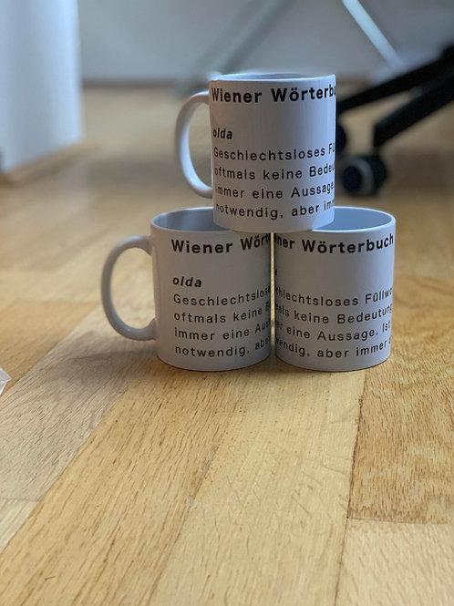 Häferl_Wiener Wörterbuch: oida Spezial Edition