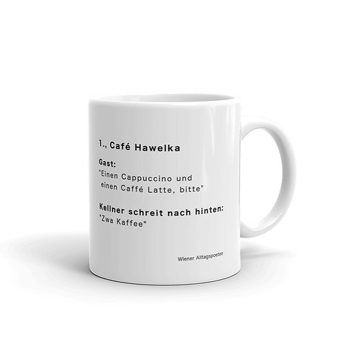 Häferl_Cappuccino und Caffé Latte