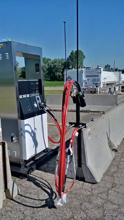 Remote CNG Stations