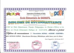 Sagnafil_diplôme_de_reconnaissance