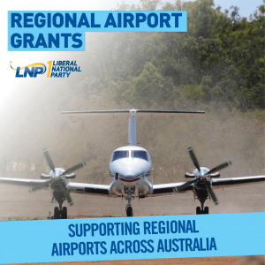 Regional Airports Program Takes Off