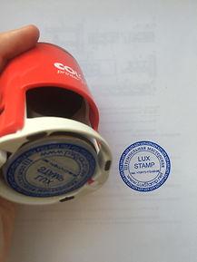 Автоматические оснастки для печатей и штампов в Астрахани купить