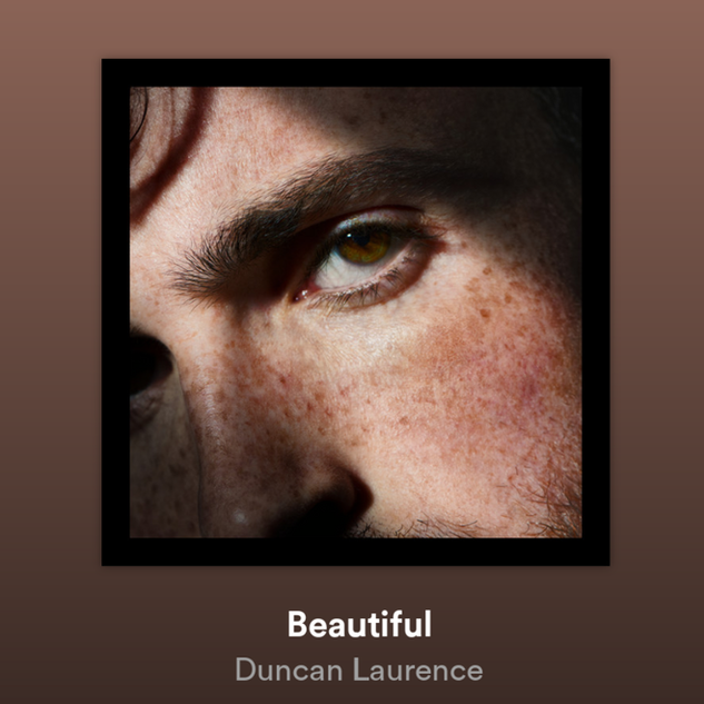 Duncan Laurence - Beautiful