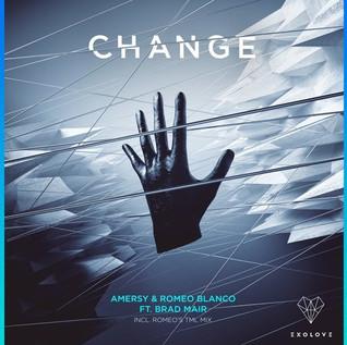Romeo Blanco ft. Brad mair - Change