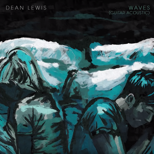Dean Lewis - Waves (Guitar Acoustic)
