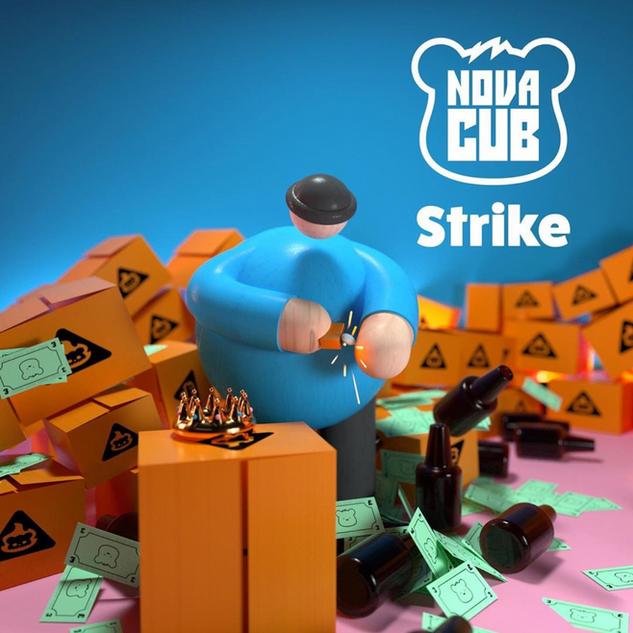 Novacub - Strike