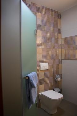 Bathroom in Wine Hotel Chisinau