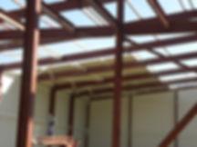 Монтаж металлоконструкций на болтовых соединениях