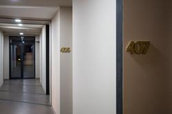 Wine Hotel Chisinau Corridor