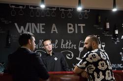 Reception Wine Hotel Chisinau