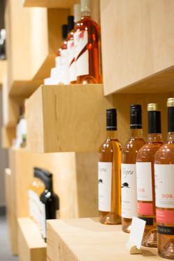 Wine bar in Wine Hotel Chisinau