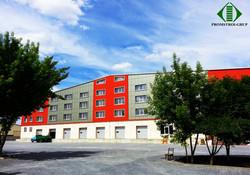 Логистический центр компании Azmol. Кишинев, ул. Индустриальная. Генеральное про