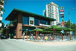 реконструкция МакДональдс, Mc Donalds проект