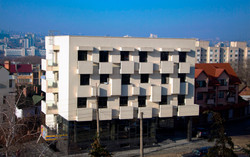 Facade Wine Hotel Chisinau strip