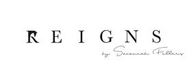 Reigns logo_shoppingscript_black_whiteba